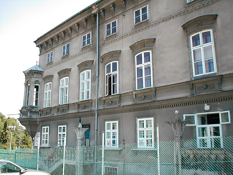 Browar Okocim 2002r. :: budynek główny