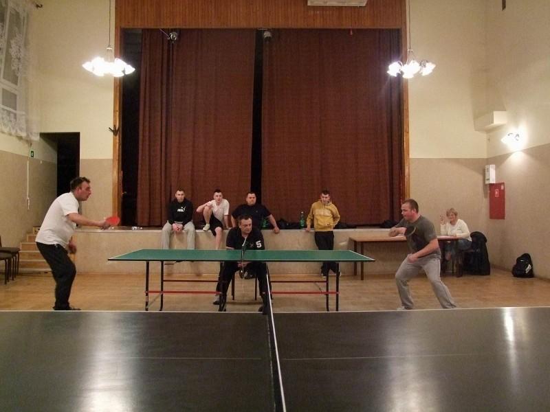 Borzęcin :: Bilard i tenis stołowy