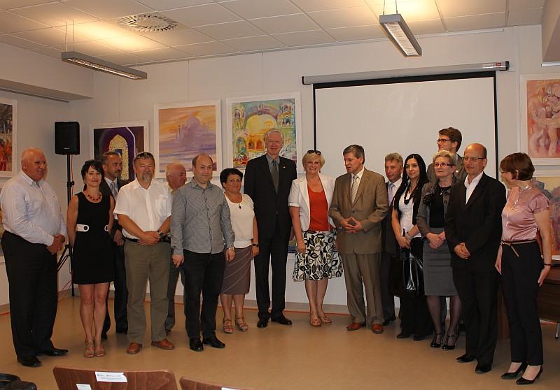 Konsul Niemiec w Brzesku :: 23 maj 2012r.