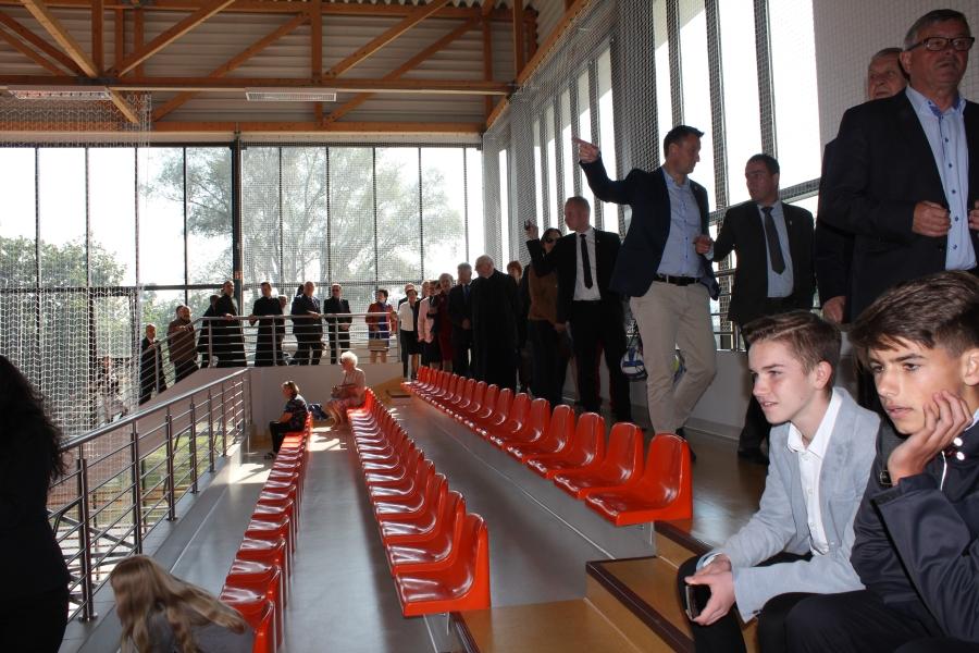 Otwarcie Hali :: 50-lecie szkoły