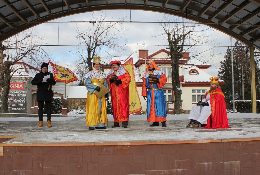 Brzesko :: Pochód Trzech Króli