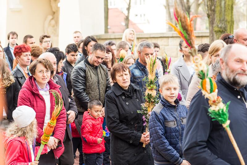 Niedziela Palmowa :: Szczepanów 2017