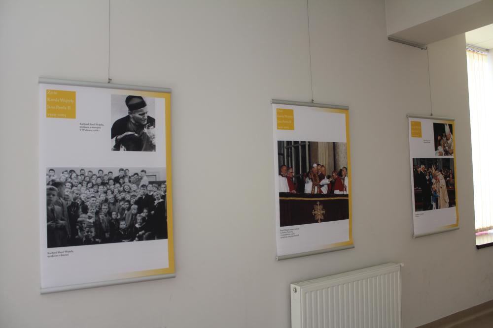 Wystawa :: Życie Karola Wojtyły